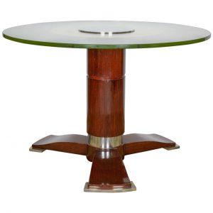 Jules Leleu Low Round Table