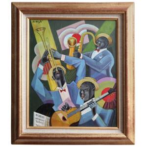 """Bela de Kristo """"Jazz Trio"""""""