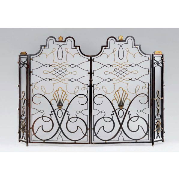 Subes Art Deco Gate