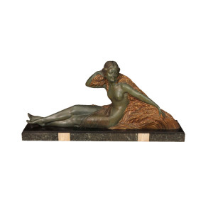 Art Deco Bronze by D.H. CHIPARUS
