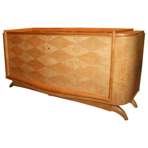 Art Deco Sideboard by SADDIER