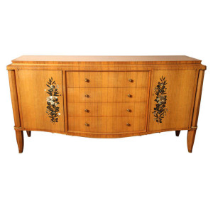 Art Deco Sideboard by JULES LELEU