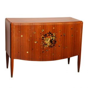 A Fine Art Deco Sideboard by Jules Leleu