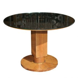 Fine Art Deco Cofee Table by Jules Leleu