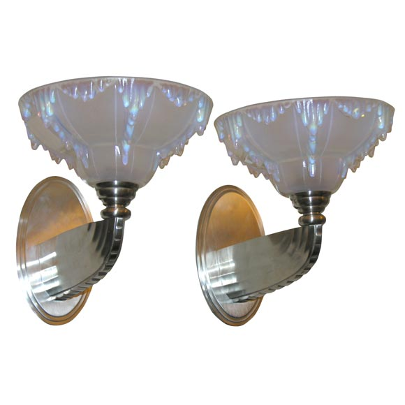 french art deco wall sconces paul stamati gallery