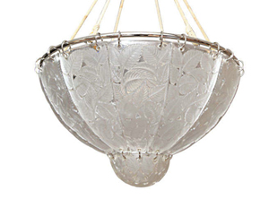 Rene Lalique Chandeliers