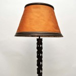 FLOOR LAMPS BY PAUL KISS (TORCHIERE)