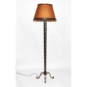 FLOR LAMPS BY PAUL KISS (TORCHIERE)