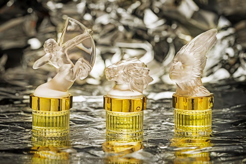 history behind Lalique glass