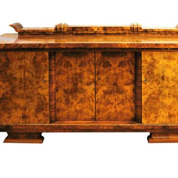 art deco furniture accents