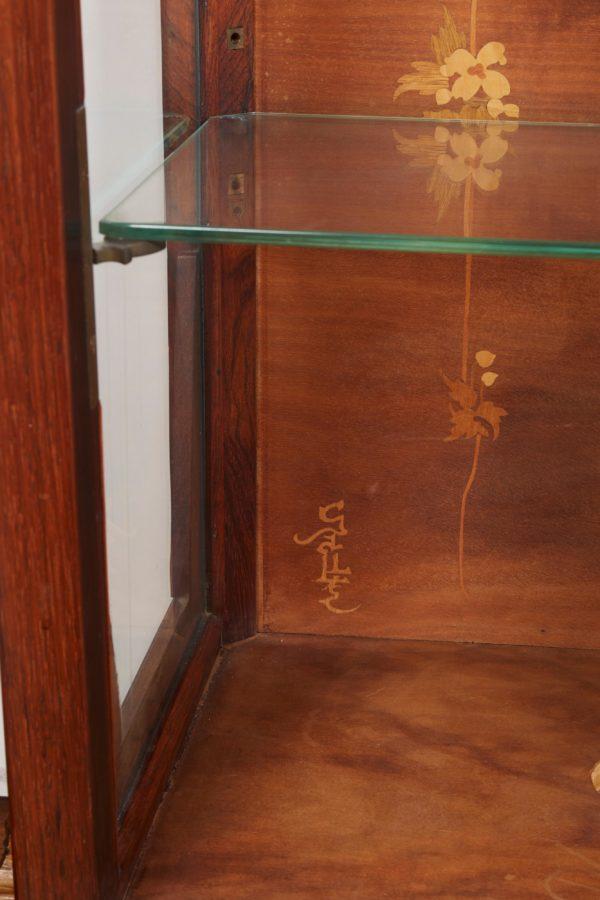 Galle Display Cabinet or Vitrine