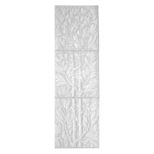 "Lalique ""Lauriers"" Decorative Panels"